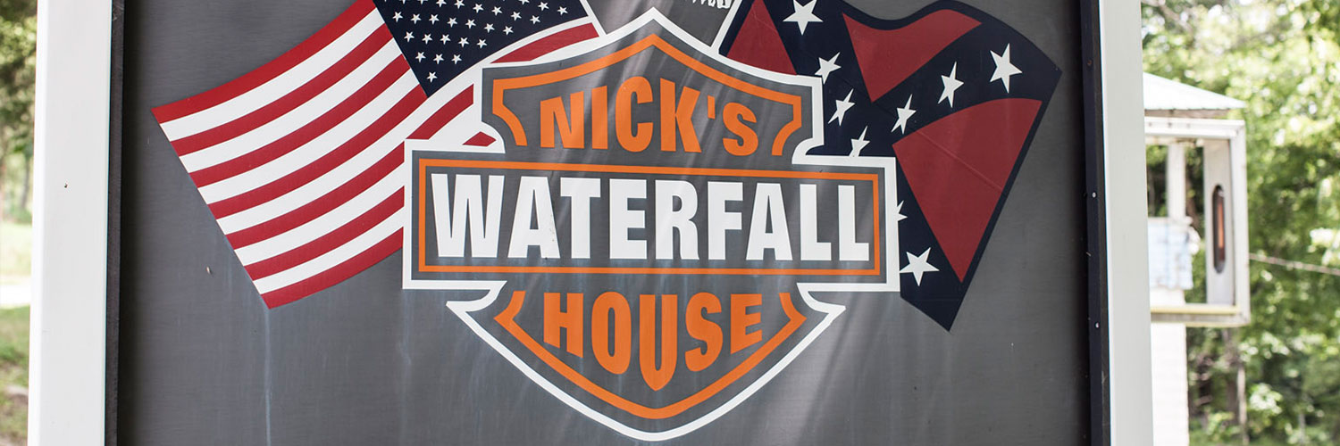 Nicks Waterfall House